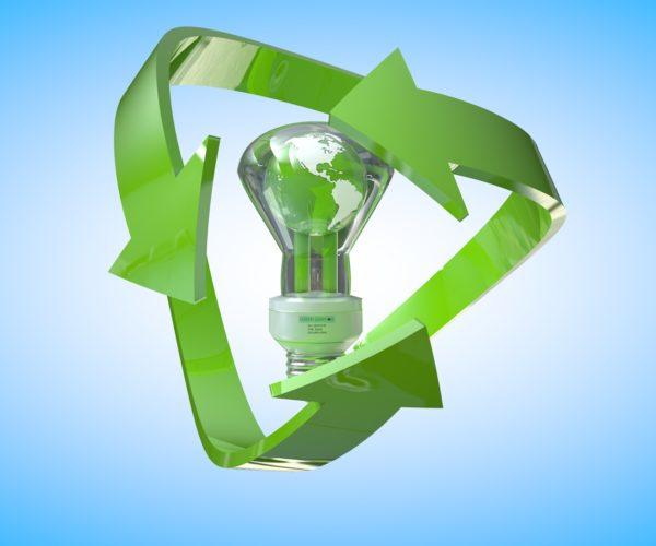 Sparen-Energie